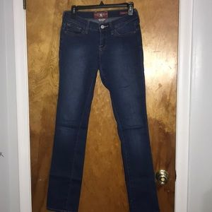 Lucky Brand Charlie Straight Jeans